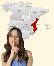 Anuncios contactos masajes en Valencia