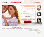 La página inicial de Granamor.com -