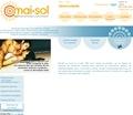La página inicial de mai-sol